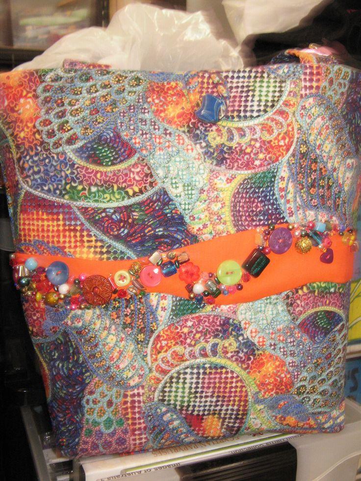 handbag by maria mason