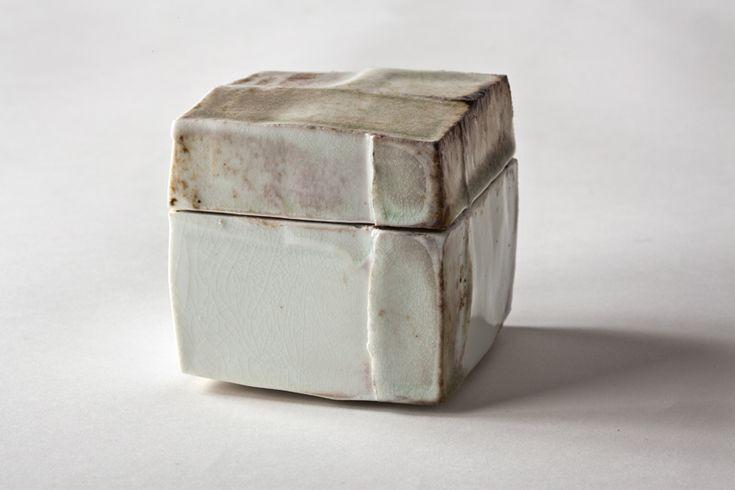Karin Michelsen wood fired porcelain
