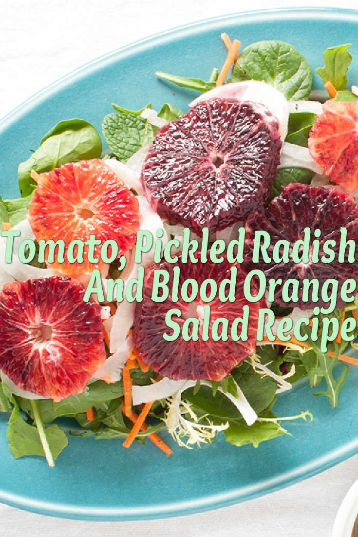 With the cooler months fast approaching, it's time to make the most of the salad season while you still can. This blood orange salad recipe is like summer in a bowl: fresh, bright and pairs perfectly with a glass of bubbles!