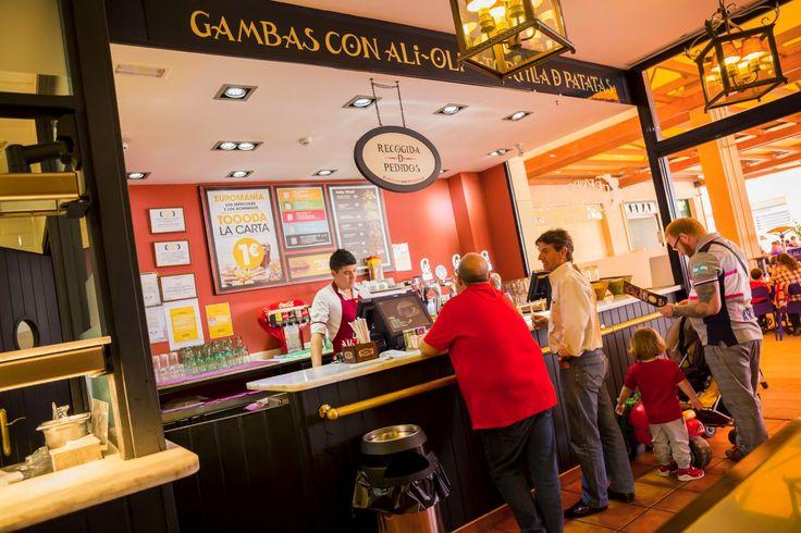 Zenia Boulevard - Centro Comercial en Orihuela Costa - Alicante - 100 montaditos