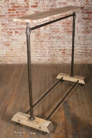 Dept 87 Garment Hanging Rack Model II | Storage (all)|Shelving|Fixtures (all)|Storage|Dept 87|American Industrial | Get Back Inc.