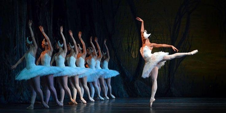 Het Zwanenmeer - Oekraïens Staats Opera en Ballet Theater