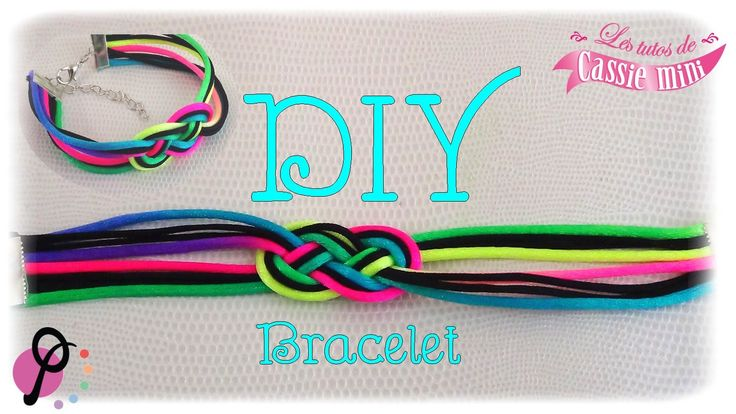 { DIY } Bracelet PimPomPerles