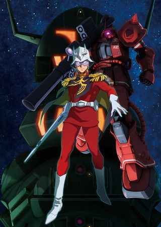 Gundam the Origin: Rise of the Red Comet Anime Episode Previewed in Subbed, Dubbed Videos