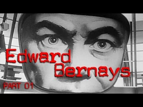 Edward Bernays 1: Torches of Freedom - Stuff They Don't Want You To Know - YouTube