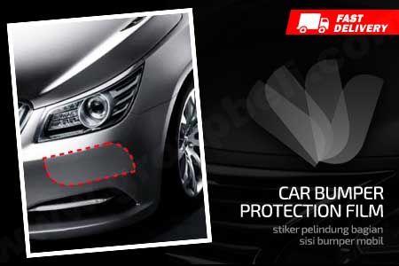 Car Bumper Protection Film, stiker pelindung bumper mobil murah hanya Rp 39.990 https://www.groupbeli.com/view.php?id=901