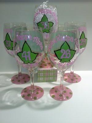 cute wine glasses