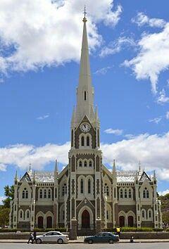 NG Church Graaff Reinet, South-Africa