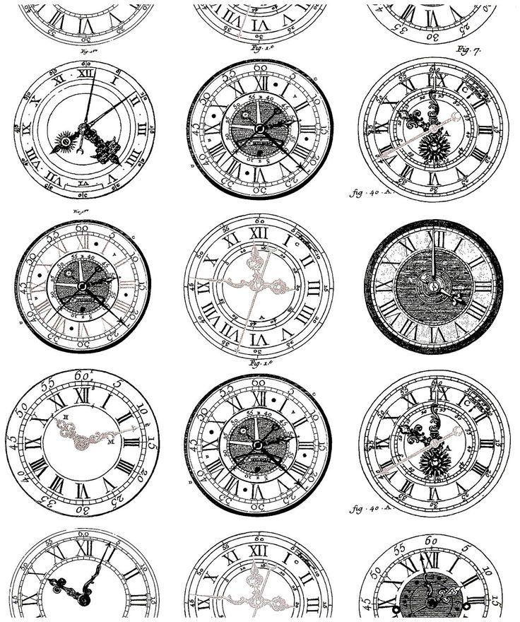 best 25  clock tattoos ideas on pinterest