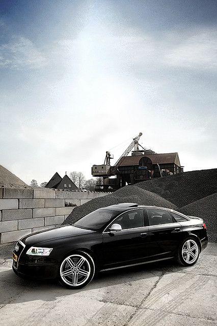 Audi RS6 Sedan.