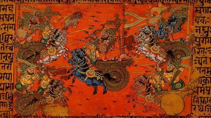 Of the many aspects of Krishna in Mahabharata, one of the most confusing is his…