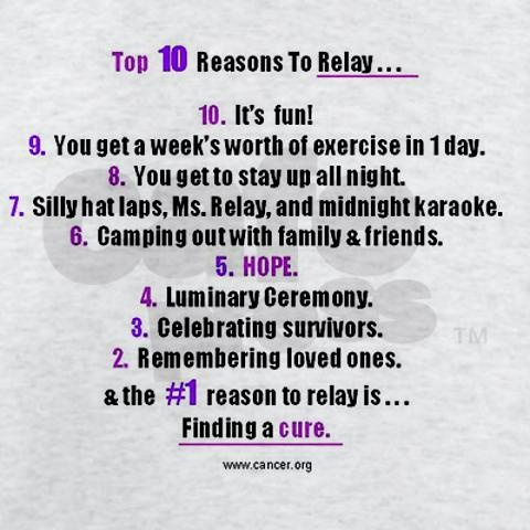 SIGN UP FOR RELAY FOR LIFE!!!!! :) find.a.cure.