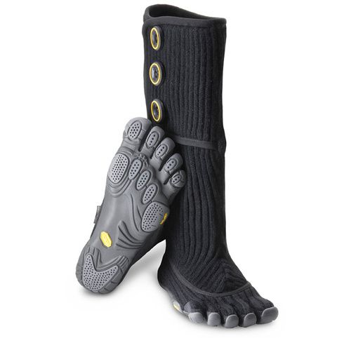 Vibram Five Finger Boots For Cold Weather....if these are available - I shall own them....and soon!!!