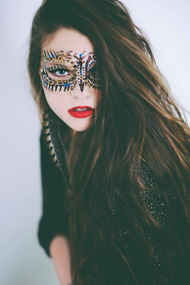Best 20+ Indian Face Paints Ideas On Pinterest