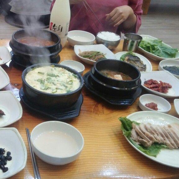 Korean daily meal, Junzu