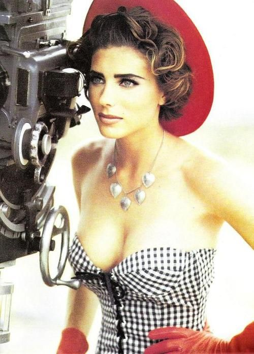 Jennifer Flavin 1991  (Sylvester Stallone's wife)