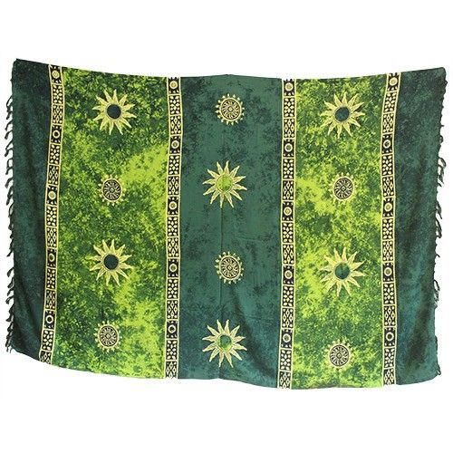 Wholesale Bali Celtic Sarongs - Sun Symbols Scarves #Sun_Sarongs_Bali #Bali_Sun_Sarongs #Summer_Bali_Celtic #Celtic_Summer
