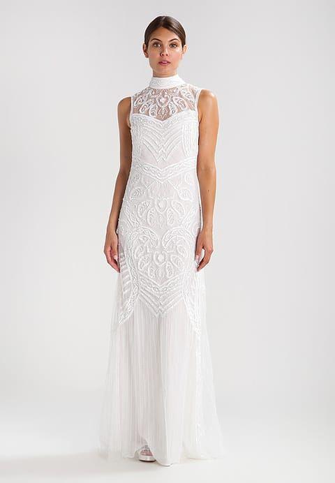 Vintage Hochzeitskleid. 20er Jahre Brautkleid