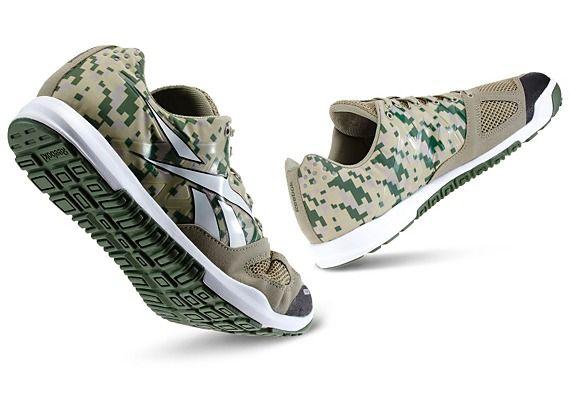 Reebok Men's Reebok CrossFit Nano 2.0 - Camo Shoes | Official Reebok Store