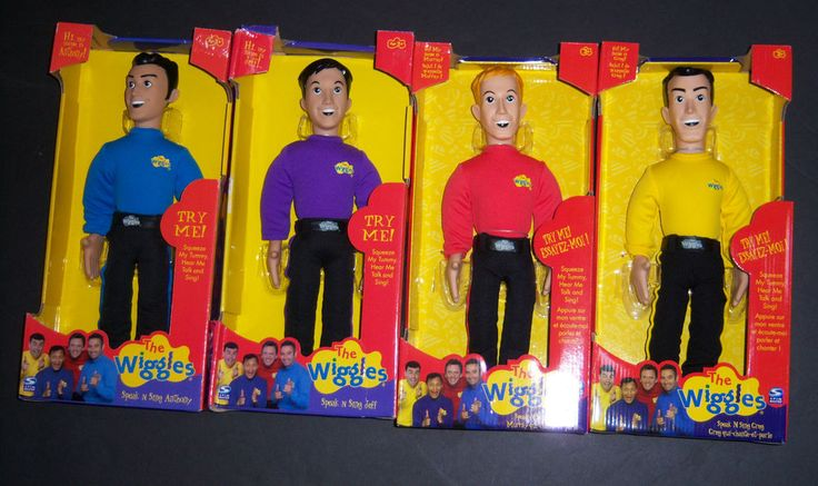 Wiggles Toys Greg Bing Images The Wiggles Wiggle