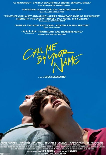 Call Me by Your Name Full Movie Streaming Online in HD-720p Video Quality