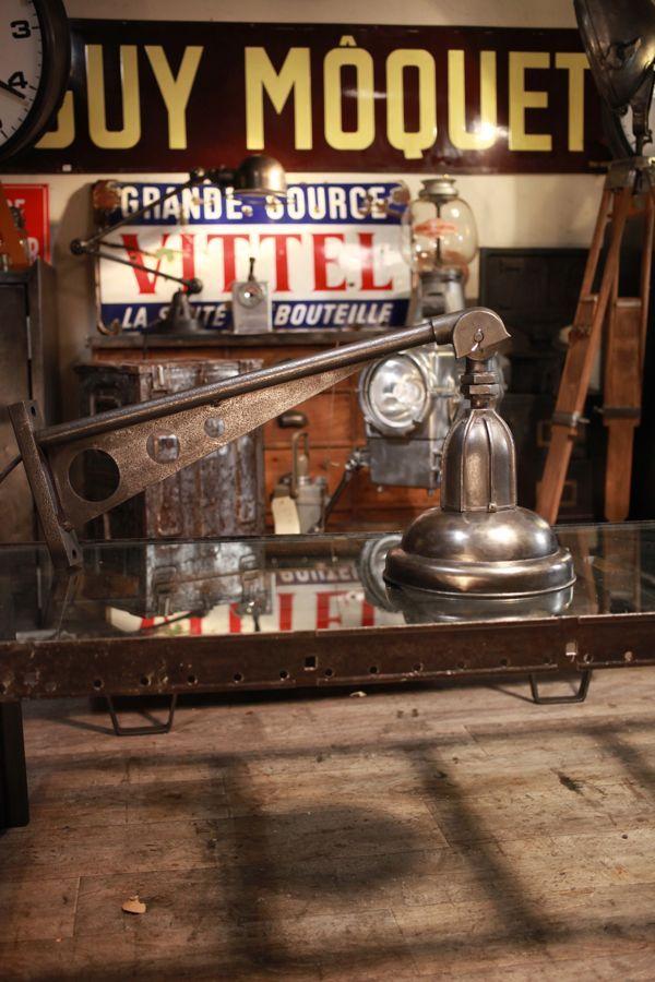 17 beste afbeeldingen over deco indus op pinterest industrieel atelier en industri le stijl - Stijl ligstoelen anciennes ...