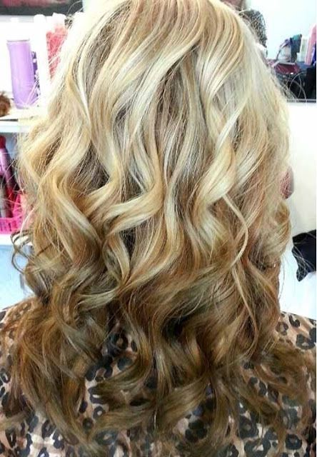 Ombre Hair Color Ideas Reverse Ombre. I like the blonde, but maybe the