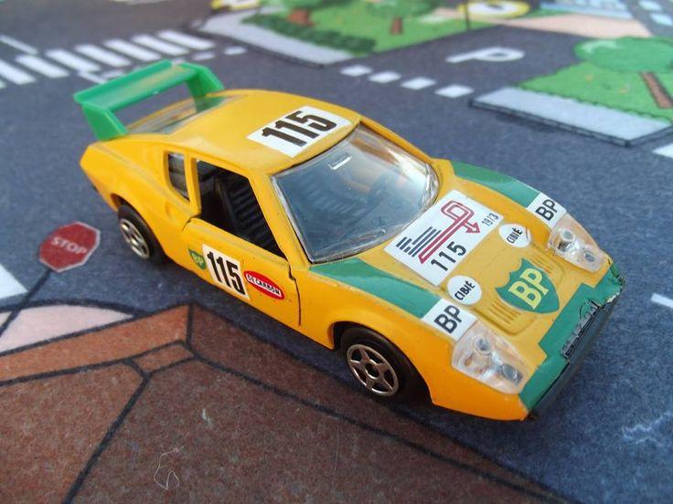 Ligier JS2 1/43 Norev