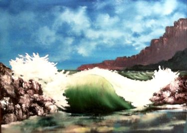 E Chester Painting Wave art, Saatchi online and Chester on Pinterest