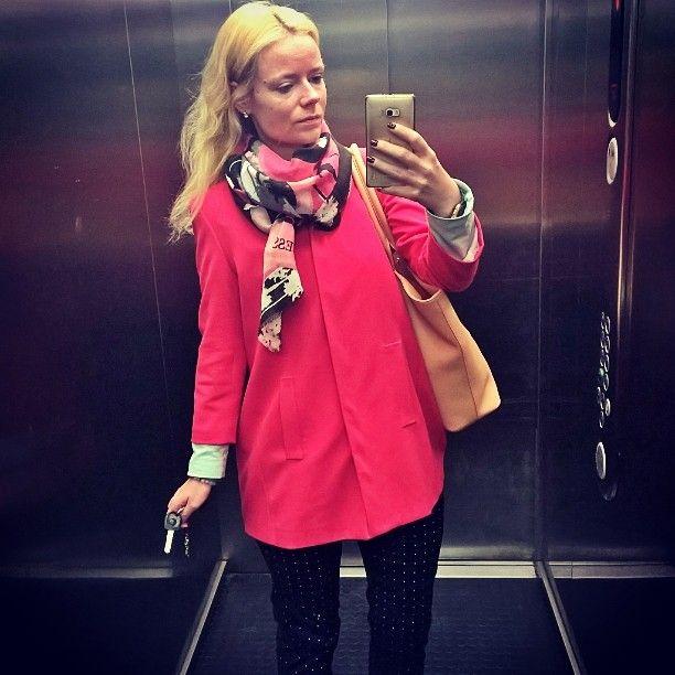 #guess #punk #Armani #workingday #blondie #style #fashion #lifestylefactory