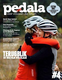 Proefabonnement: 3x Pedala € 15,-: Maak nu kennis met Pedala; het blad voor vrouwen die fietsen! Nu met 16% korting, en het proefabonnement stopt automatisch.