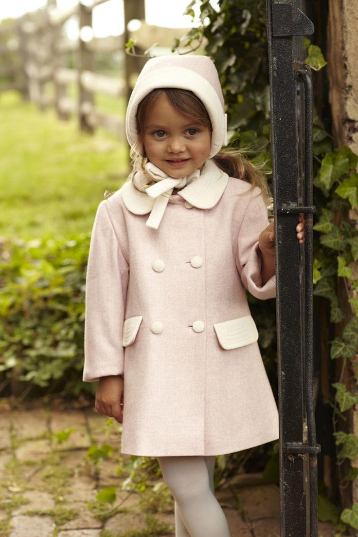 Oscar de la Renta's Fall 2012 collection for kids. Adorable.