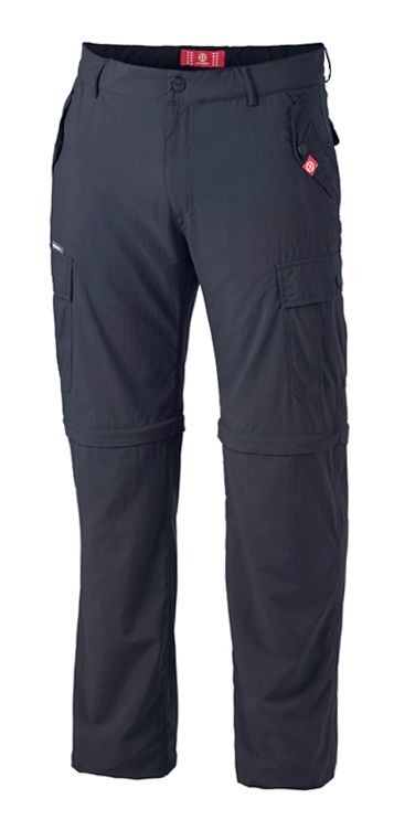 Vigilante - Jaystar II Zip Off Pant - With an adjustable elastic waist and loads of stash pockets, the JAYSTAR II zip off pant will have you hiking through a frost at dawn then zipping off to shorts for the midday sun. Moisture wicking and 'dries in a flash' fabric make this pant the must have on your next trek.  http://www.vigilante.com.au/product-details.php?product_id=257&q=jay&by=product