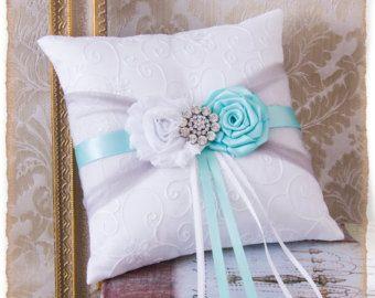 Portador anillo de boda portador almohada anillo por BridalQueen