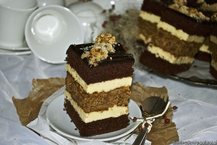 "Ciasto ""Marysieńka"""