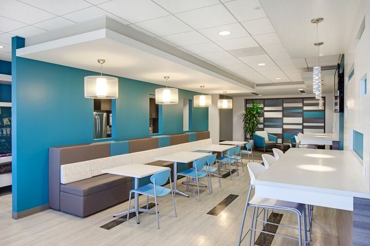 Jackson National Planning Commission Offices by Gresham, Smith & Partners, El Segundo – California » Retail Design Blog
