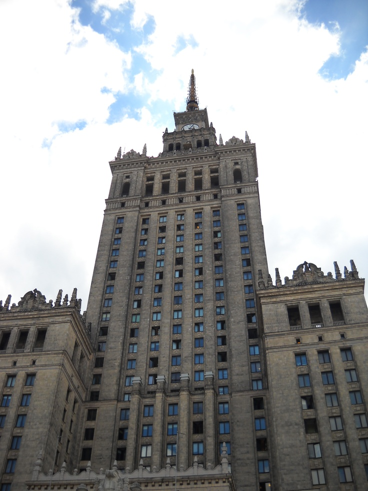 Palac Kulturyyy, Warszawa<3
