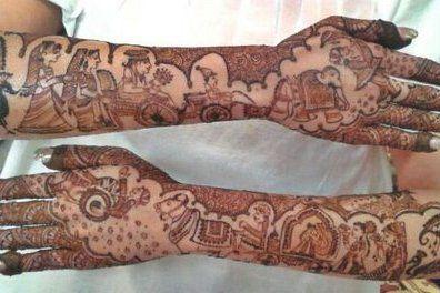 Nirmala Asthana Mehandi Artist Info & Review | Mehendi Artists in Mumbai | Wedmegood