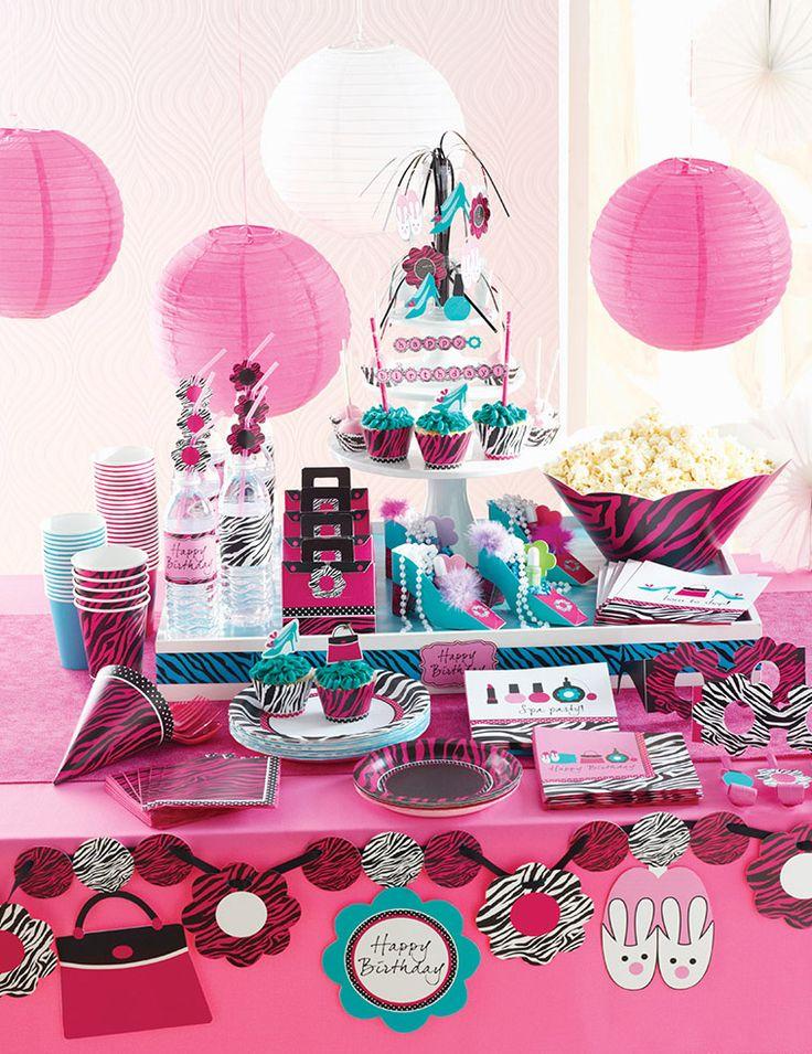 Pink Victoria Secret Room Decor