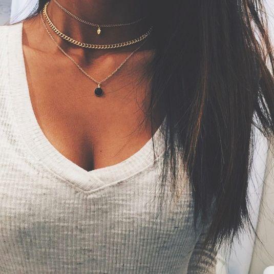 La mode francais accessoires - Collier
