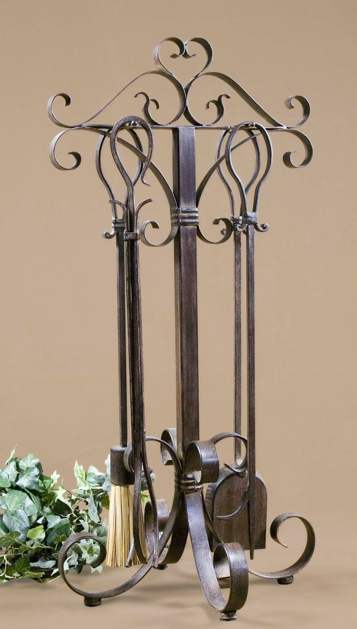 102 best fireplace tools and screens images on pinterest