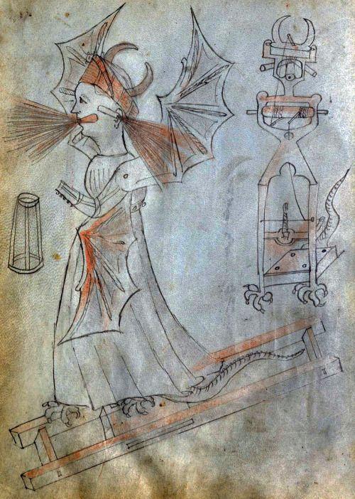 Αποτέλεσμα εικόνας για Ιταλός μηχανικός ο Giovanni de Fontana