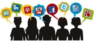Social Media Marketing ~ Meningkatkan pengunjung blog menggunakan media sosial sharing