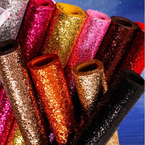 Купить товарHm27 коренастый блеск wallcovering ролл для стены искра фоновые в категории Обоина AliExpress.    T001 black white silver gold purple pink shiny shine flash glitter wallpaper sparkly wall paper rol