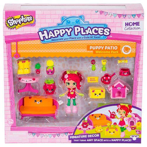 Shopkins - Happy Places  Puppy Patio