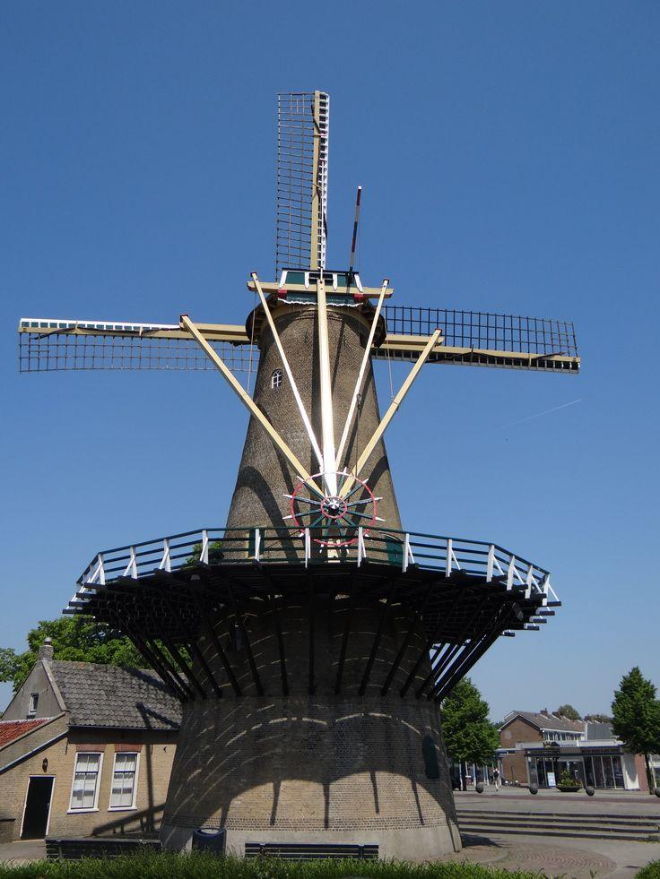 Molen gemeente Rozenburg | Rotterdam | The Netherlands