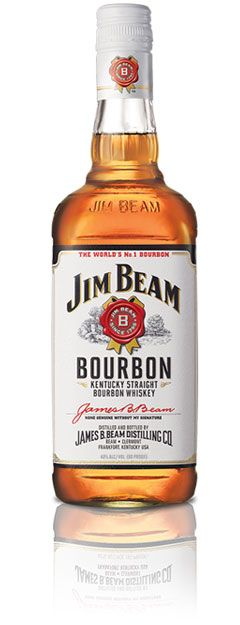 "Jim Beam® Kentucky Straight Bourbon | WHAT IS BOURBON? Bourbon is kinda like whiskey's ""sweet spot."" Why? Well, first, because corn is a sweet grain. The more corn, the sweeter the whiskey. Also, it's tougher to make bourbon than whiskey. In fact, the government actually has standards for ""Straight Bourbon Whiskey.""  By law, bourbon must be:  Produced in the USA Made of a grain mix of at least 51% corn Distilled at less than 160 proof (80% ABV) No additives allowed (except water to reduce…"