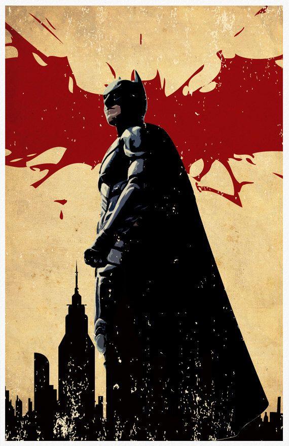 Superheroes Series by sanasini on Etsy