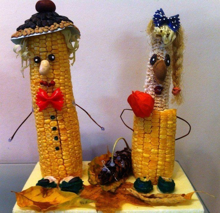 kukorica pár