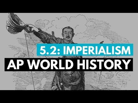 1) AP World Period 5 - Imperialism in Africa & Asia (KC 5 2